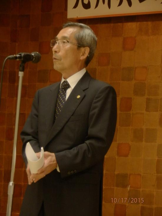 宮崎支部総会・懇親会 平成27年10月17日_f0184133_15581997.jpg