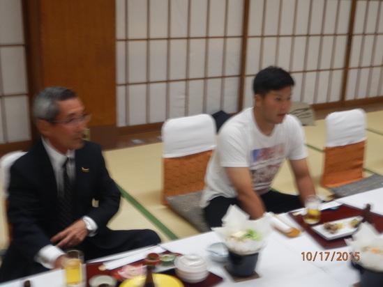宮崎支部総会・懇親会 平成27年10月17日_f0184133_162455.jpg
