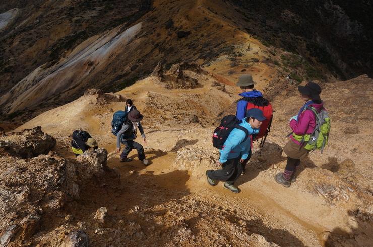 4週連続の安達太良山山行_b0233441_14392561.jpg