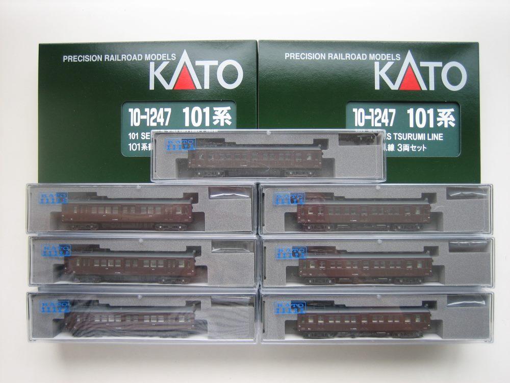 KATO クモニ13入線_e0120143_22584567.jpg