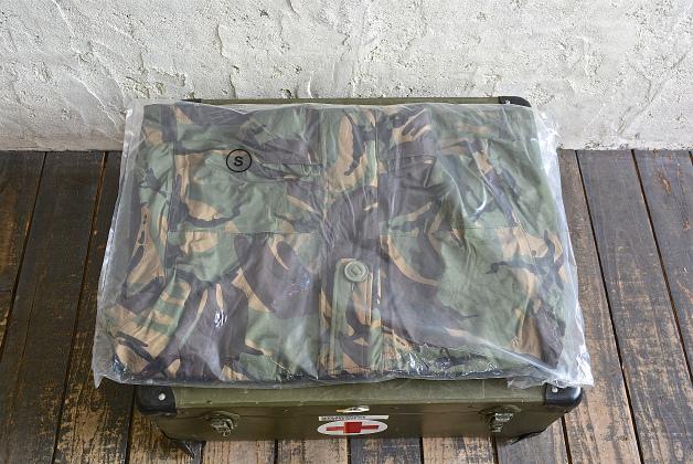 U.K army DPM camouflage Gore-tex jacket dead stock_f0226051_1419188.jpg