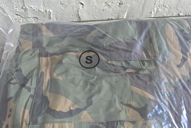 U.K army DPM camouflage Gore-tex jacket dead stock_f0226051_1422331.jpg