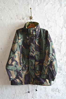U.K army DPM camouflage Gore-tex jacket dead stock_f0226051_14224293.jpg