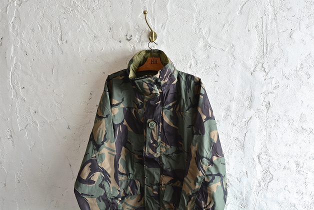 U.K army DPM camouflage Gore-tex jacket dead stock_f0226051_14225727.jpg