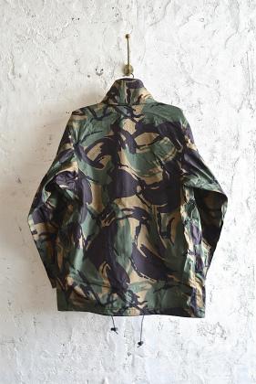 U.K army DPM camouflage Gore-tex jacket dead stock_f0226051_1423978.jpg