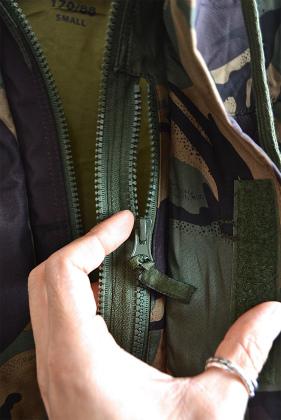 U.K army DPM camouflage Gore-tex jacket dead stock_f0226051_1428586.jpg
