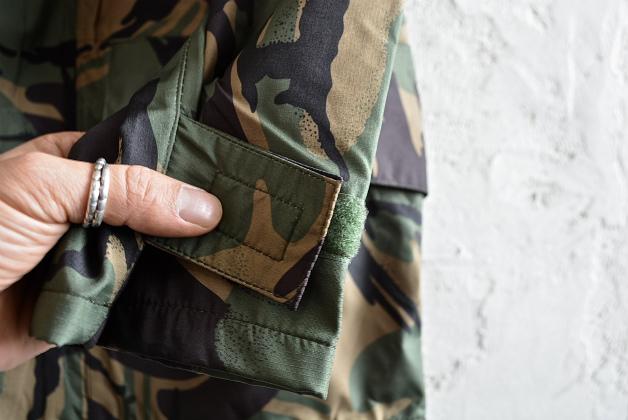 U.K army DPM camouflage Gore-tex jacket dead stock_f0226051_14305512.jpg