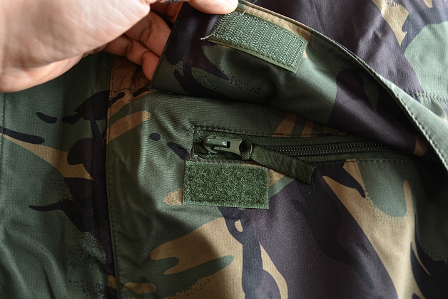 U.K army DPM camouflage Gore-tex jacket dead stock_f0226051_14335634.jpg