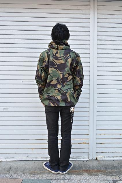 U.K. army DPM camouflage Gore-tex jacket dead stock snaps_f0226051_2129289.jpg