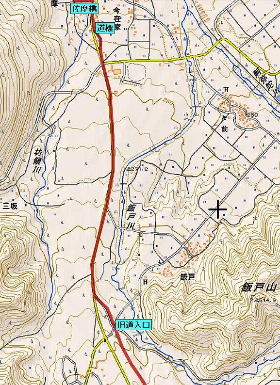大山道を歩く(坊領道)_b0156456_1840141.jpg