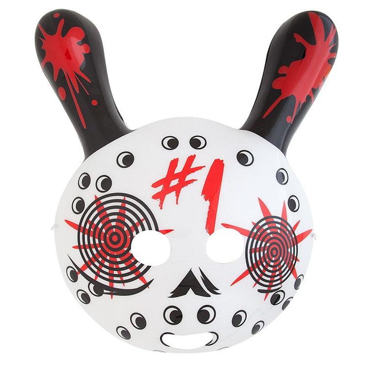 Halloween Dunny Masks (hockey) by Brandt Peters_e0118156_2284056.jpg