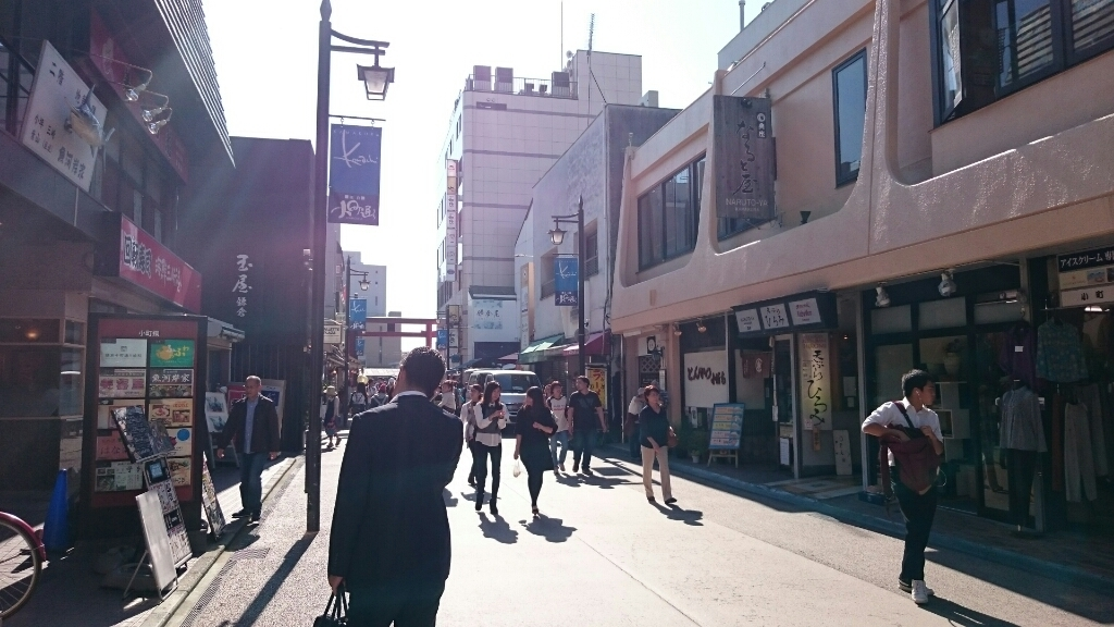 鎌倉駅周辺でお昼_b0211757_13285114.jpg