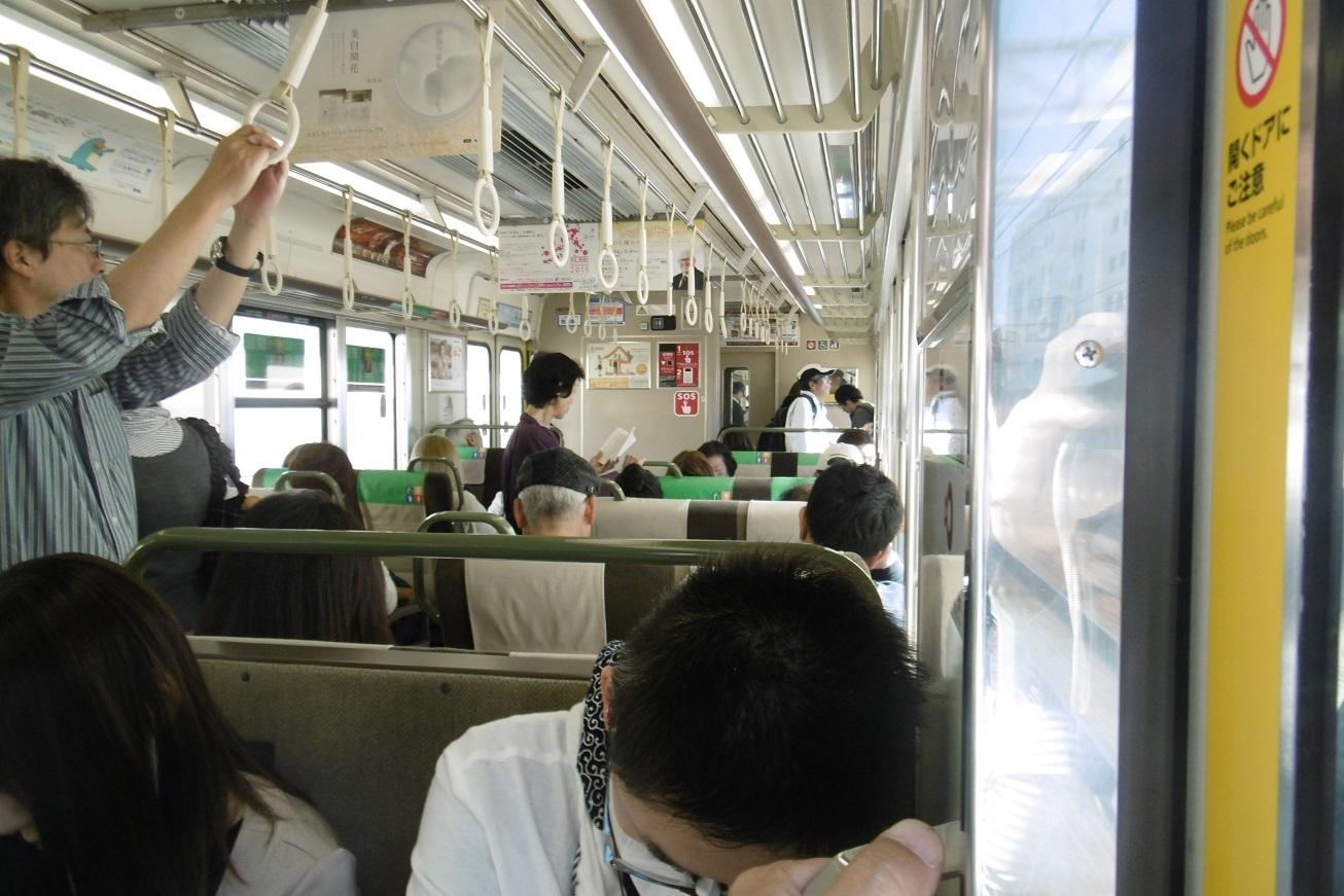 電車通勤_f0205367_23181834.jpg