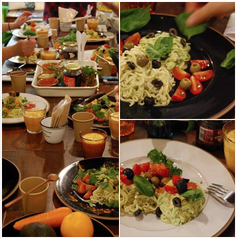 RAW FOOD お料理教室 vol.3 @ PARTS-C CAFE_c0250976_1029837.png