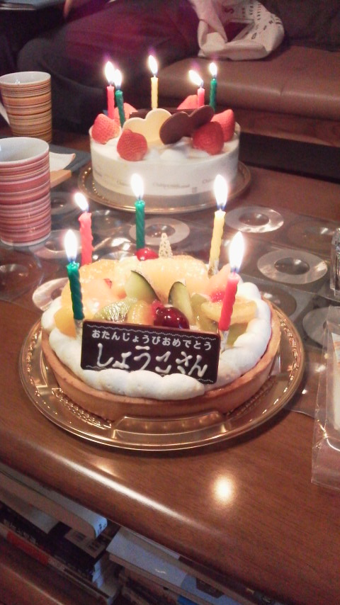 誕生日ケーキ_d0339676_11261774.jpg