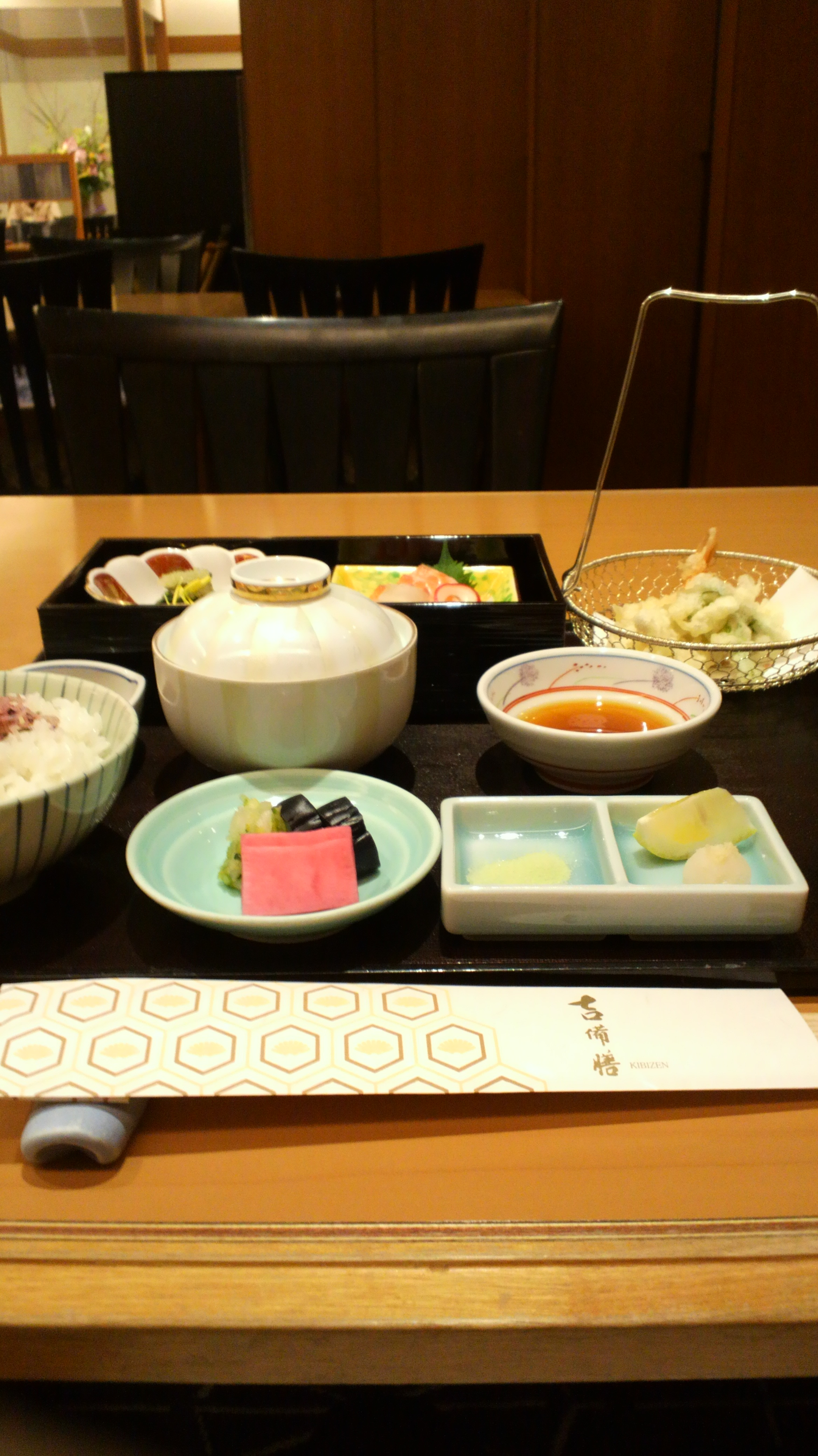 ホテル・グランヴィア岡山・吉備膳_d0339676_11282672.jpg
