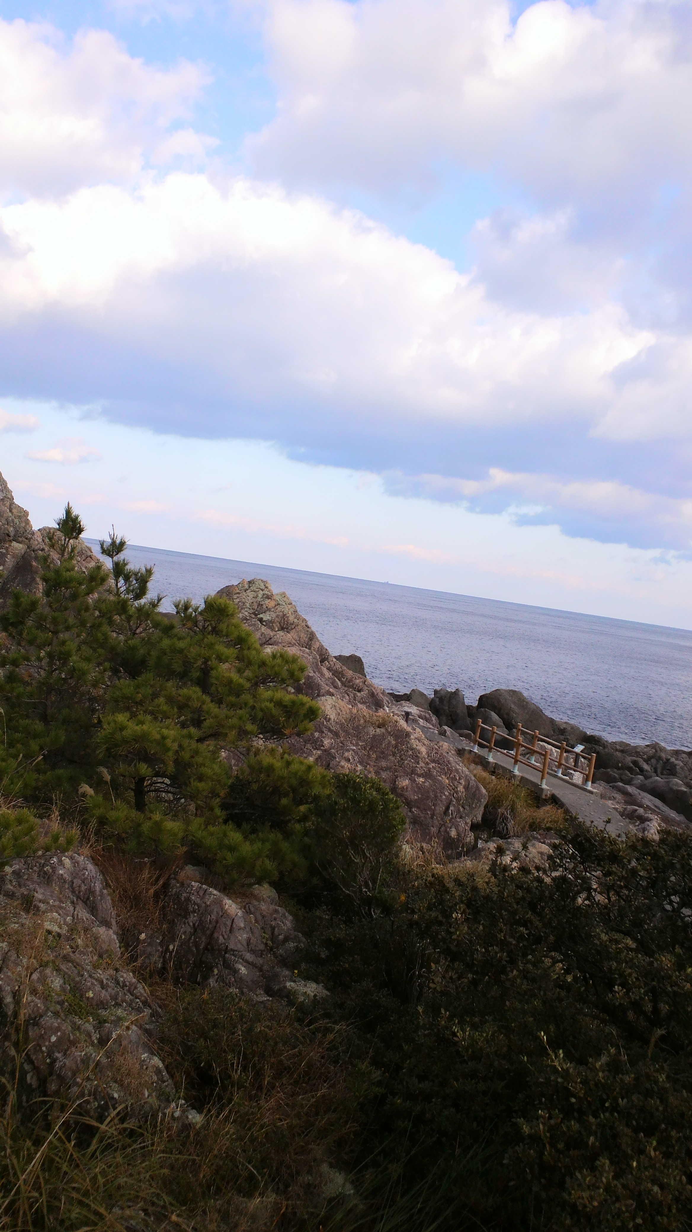 室戸の海と空です_d0339676_11284579.jpg