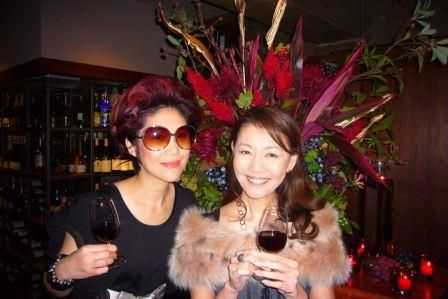 ボジョレーワインを楽しむ会_d0339677_11471744.jpg