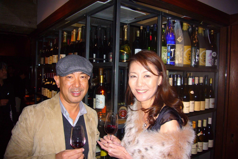 ボジョレーワインを楽しむ会_d0339677_11471787.jpg