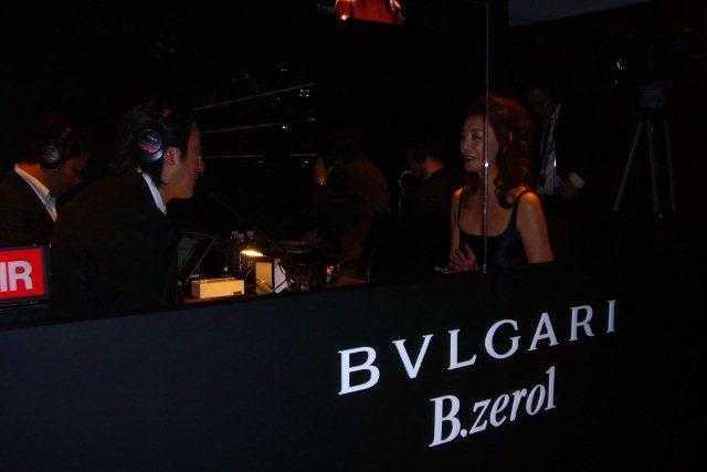 BVLGARIの新作発表会2_d0339677_11481426.jpg