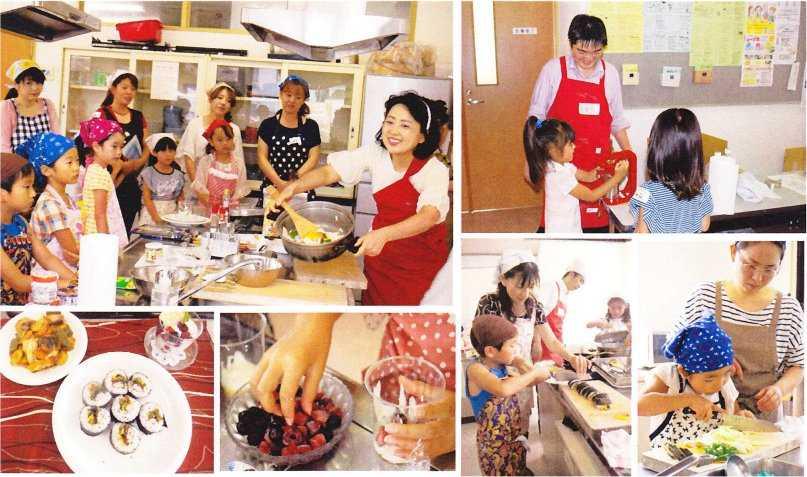 【お仕事報告】親子料理教室をやりました@千葉_d0339678_12363693.jpg