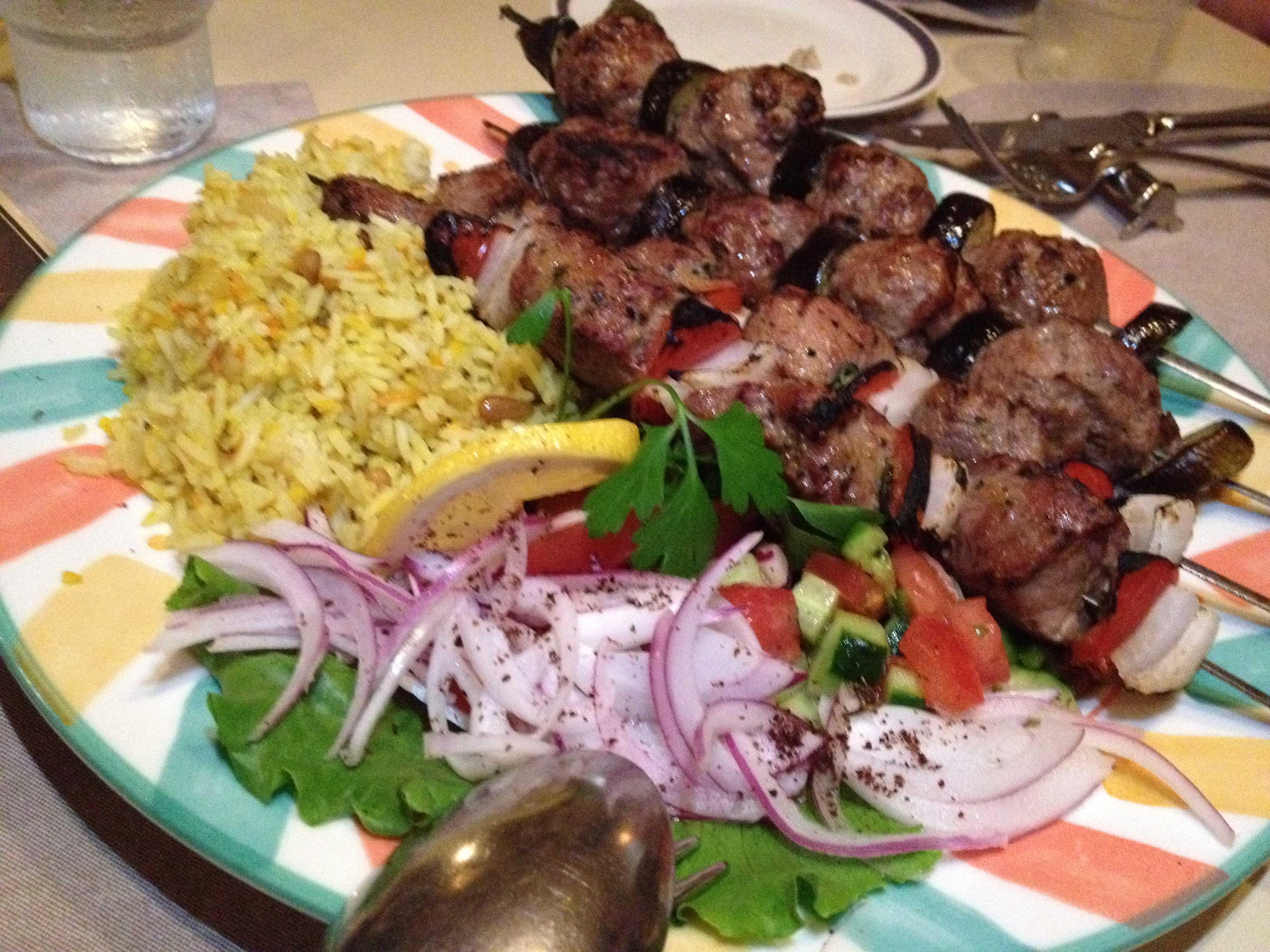 料理研究家たち、夏に向かってトルコ料理を食べに行く…の巻_d0339678_12365642.jpg