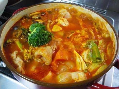 【レシピ】イタリアンキムチ鍋_d0339678_12380192.jpg