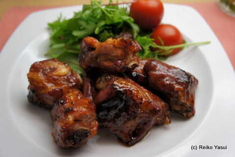 【レシピ】スペアリブのバーベキューソース_d0339678_12382958.jpg