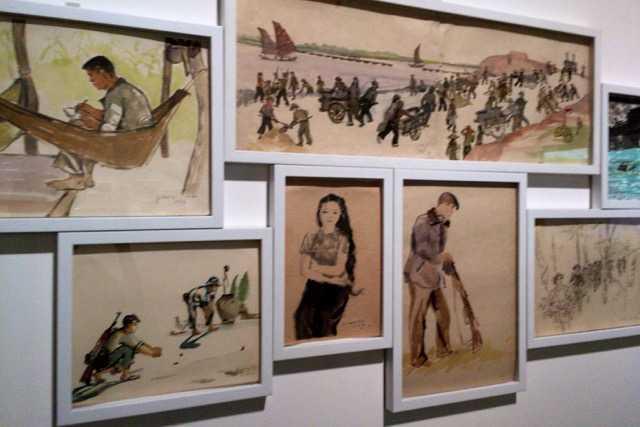 とても重いけどすばらしい:ベトナム人アーティスト、ディン・Q・レ展 明日への記憶@森美術館_d0339885_12550882.jpg