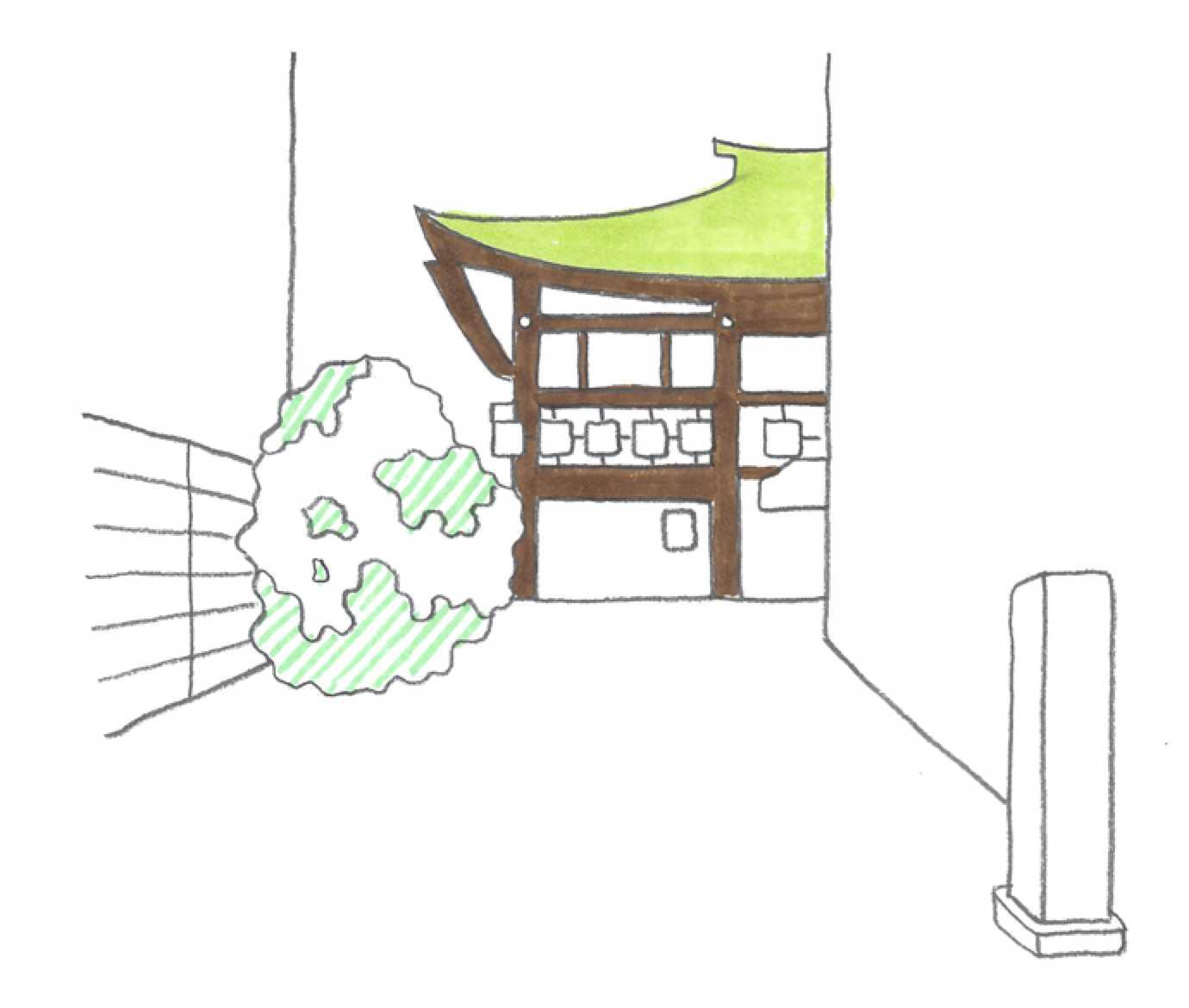 WEBマガジンイラストエッセイ第11回目「顕性寺」:キノノキ 東京お遍路ゆるさんぽ_d0339885_12564231.png