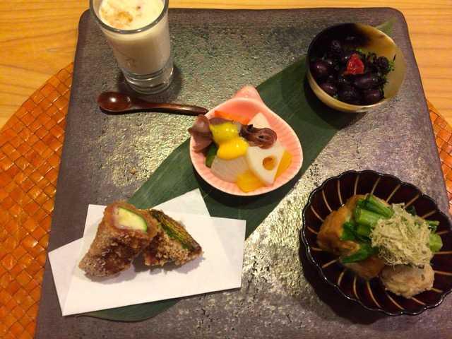 福井の食材やお酒がいろいろ:四季ごはん 晴れ間。_d0339885_12565410.jpg
