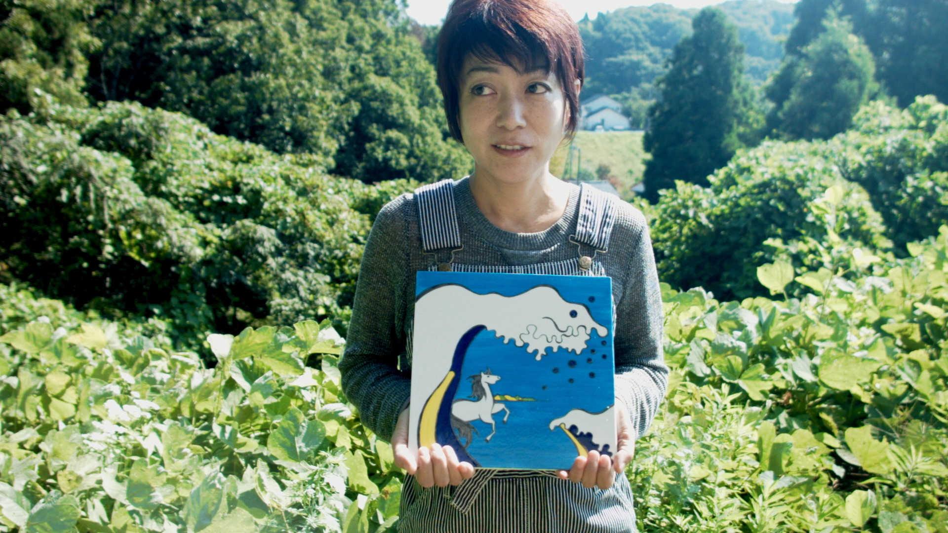 5/21~初めて陶画家としての個展やります♪:Books and Modern@乃木坂_d0339885_12570919.jpg