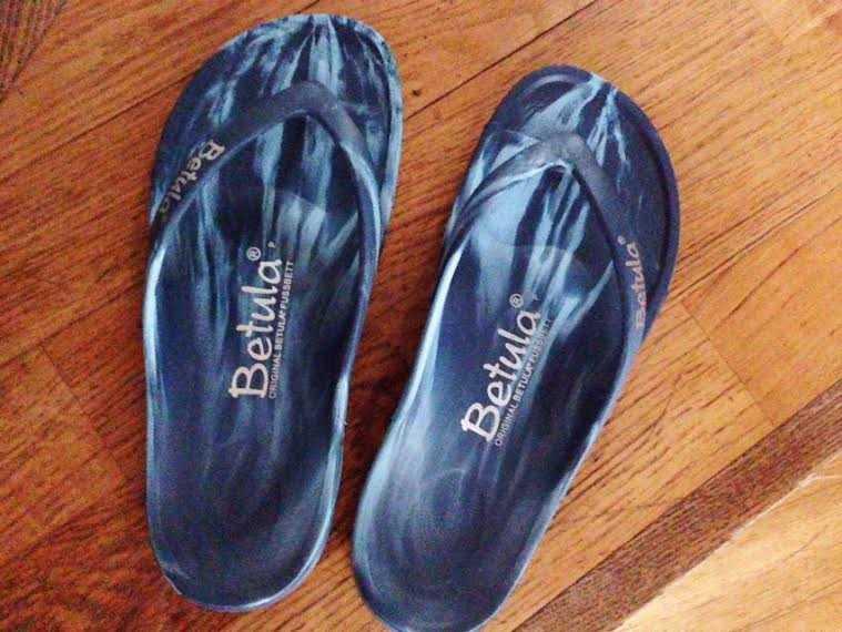 軽くて足にフィットして履きやすいビーチサンダル:Betula Energy(ベチュラ エナジー)_d0339885_12590713.jpg