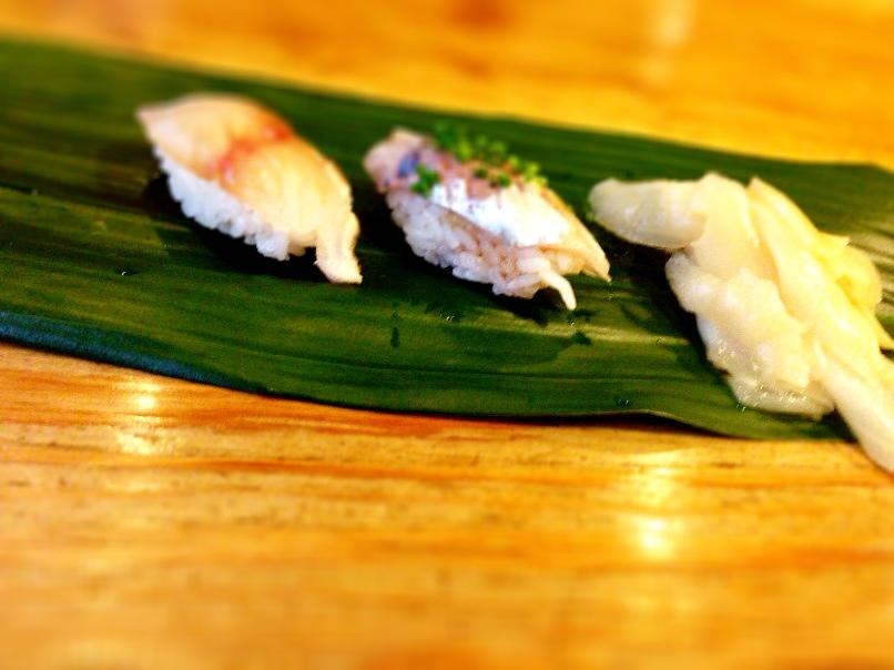 福岡で寿司(^-^)/_d0339885_13001297.jpg