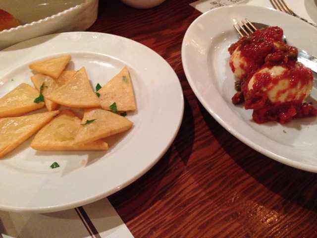 楽しくって美味しいシチリア料理店:ロッツォシチリア@白金高輪_d0339885_13001605.jpg