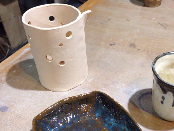 初めての陶芸作品が出来た_d0339885_13001936.jpg