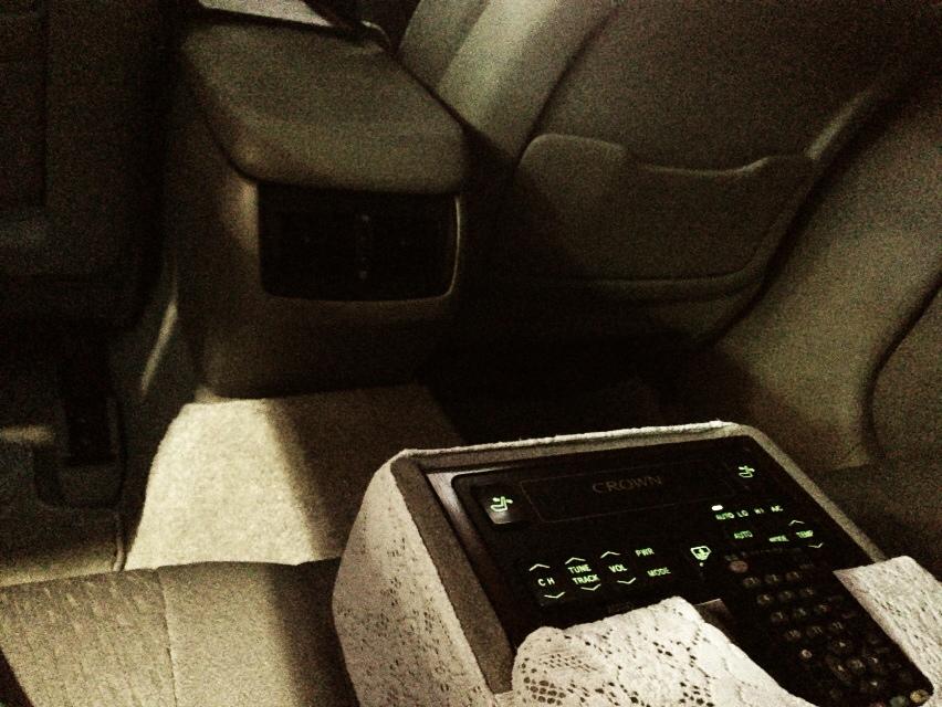 リクライニングなタクシー_d0339885_13002029.jpg