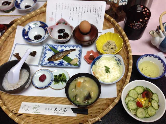 天岩戸神社近くのごはんがとっても美味しい宿:岩戸屋@高千穂_d0339885_13004505.jpg