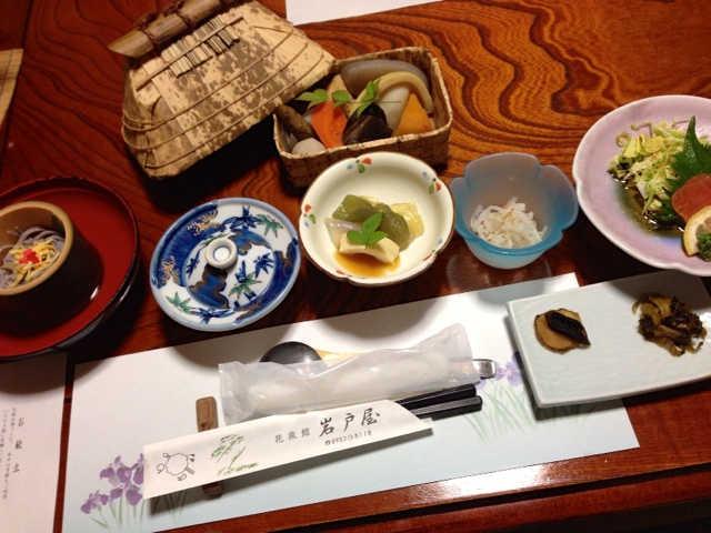 天岩戸神社近くのごはんがとっても美味しい宿:岩戸屋@高千穂_d0339885_13004564.jpg
