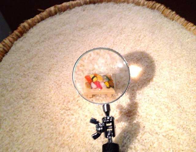 ますますお米が好きになる♪コメ展(東京ミッドタウン ガーデン 21_21 DESIGN SIGHT)_d0339885_13015807.jpg