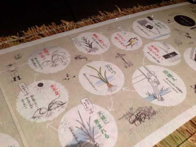 ますますお米が好きになる♪コメ展(東京ミッドタウン ガーデン 21_21 DESIGN SIGHT)_d0339885_13015863.jpg