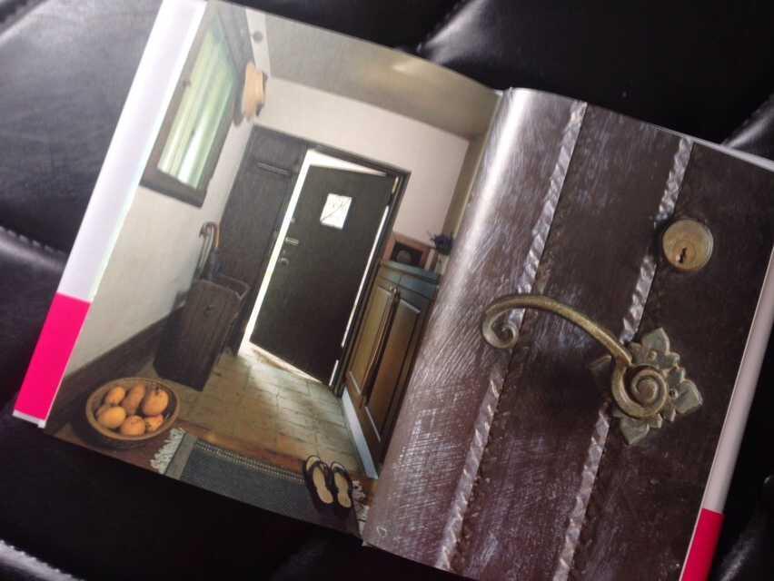 懐かしくてクールでモダン、彼女の詩と通じるなあ:茨木のり子の家(平凡社)_d0339885_13020303.jpg