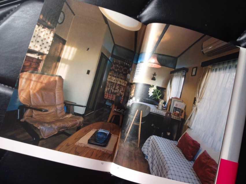 懐かしくてクールでモダン、彼女の詩と通じるなあ:茨木のり子の家(平凡社)_d0339885_13020339.jpg
