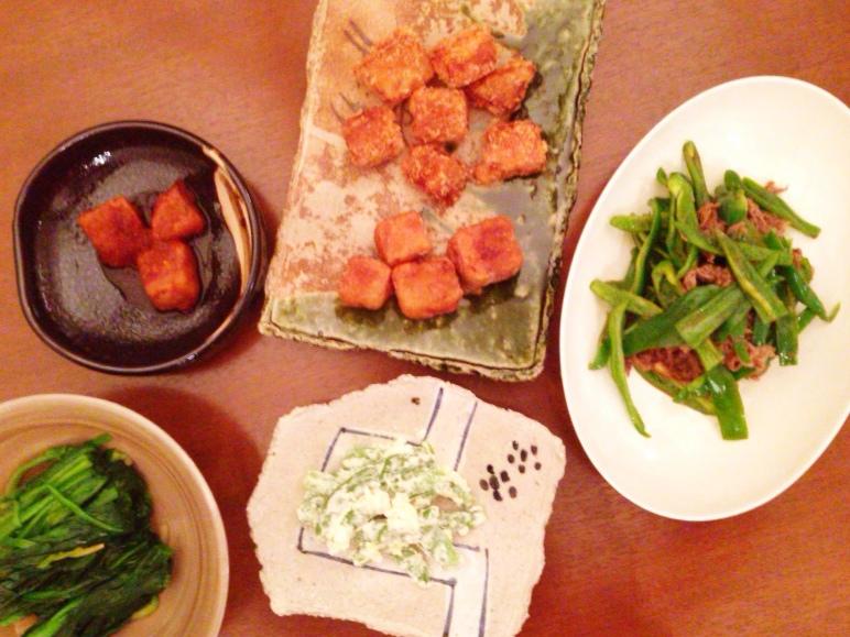 夫が作った晩御飯:大根2.0バリエーションいろいろ_d0339885_13020594.jpg
