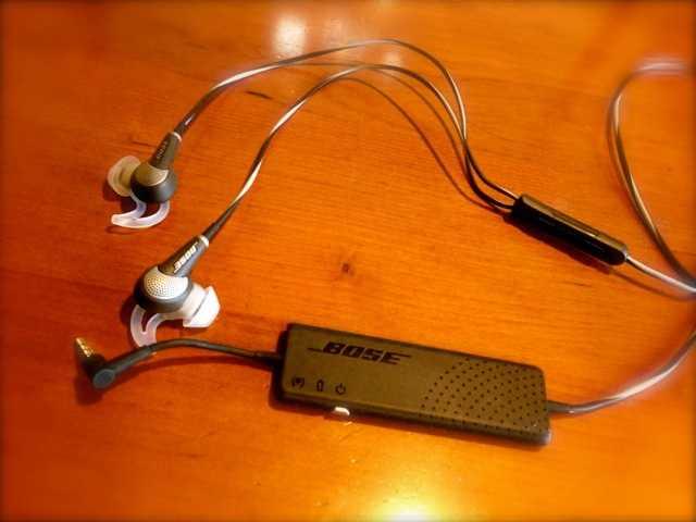 静寂に包まれる!:ノイズキャンセリングイヤフォン:Bose(ボーズ)クワイアットコンフォート20i_d0339885_13025119.jpg