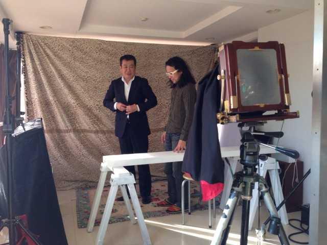 フォトグラファー本間日呂志さんに湿板写真を撮ってもらったよ(幕末の頃の手法だって)_d0339885_13031441.jpg
