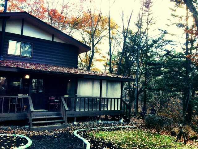 森の中の朝食専門カフェ:キャボットコーヴ@軽井沢_d0339885_13034063.jpg