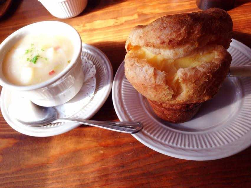 森の中の朝食専門カフェ:キャボットコーヴ@軽井沢_d0339885_13034072.jpg
