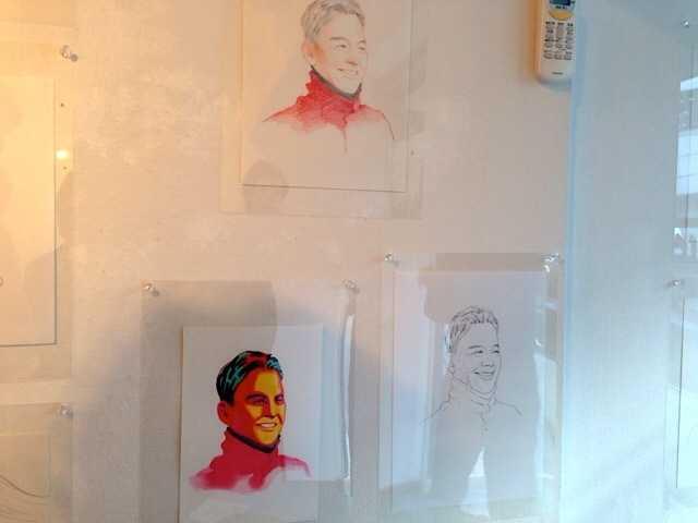 人物が描けなくて悩める人へ:福井真一「人物を描く-PORTRAIT DRAWING-」10/19まで_d0339885_13041844.jpg