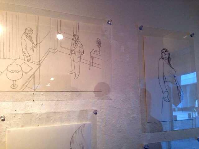 人物が描けなくて悩める人へ:福井真一「人物を描く-PORTRAIT DRAWING-」10/19まで_d0339885_13041870.jpg